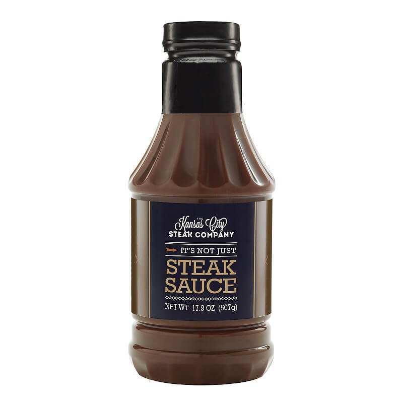 Steak Sauce Kansas City Steaks